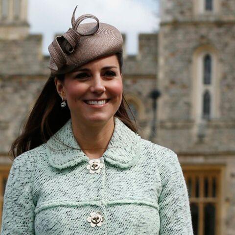 Photos – Kate Middleton: une grossesse sous le signe du chic