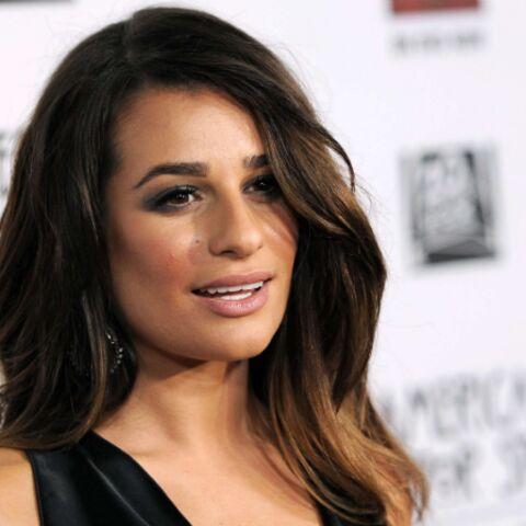 Lea Michele dévastée