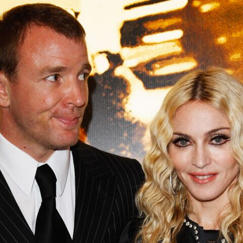 Madonna et Guy Ritchie, les retrouvailles
