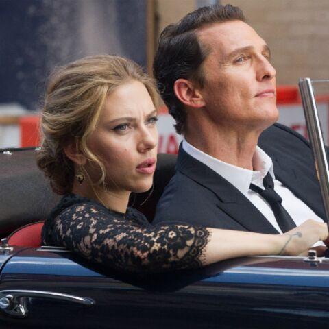 Scarlett Johansson et Matthew McConaughey tournent pour Dolce et Gabbana