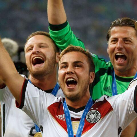 Coupe du monde- Mario Götze entre au Panthéon du foot allemand