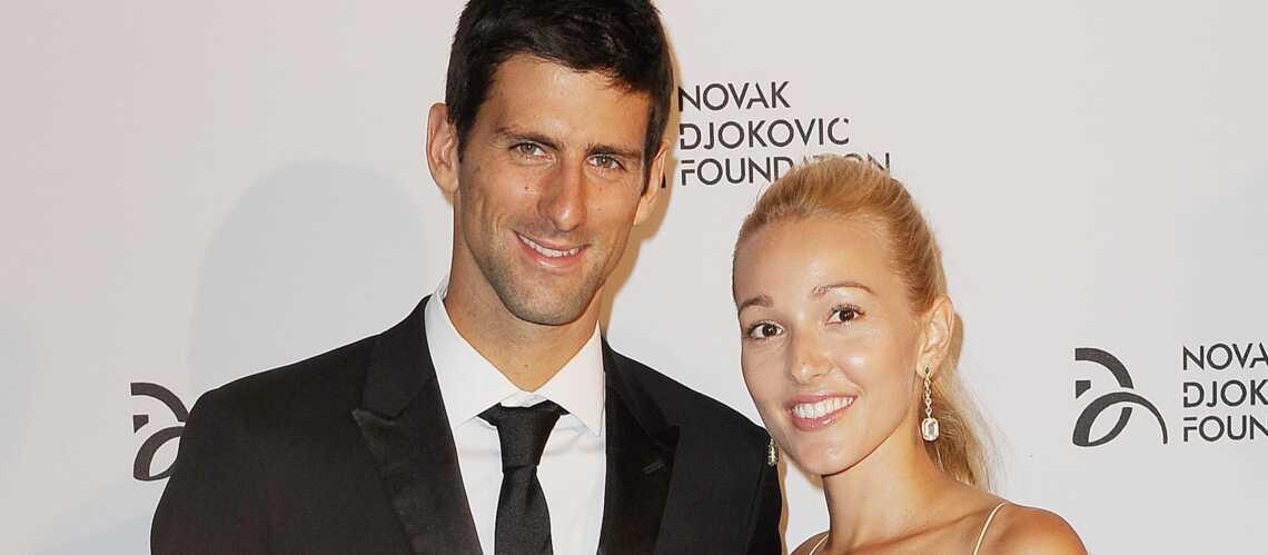 "Novak Djokovic marié à ""un ange"""