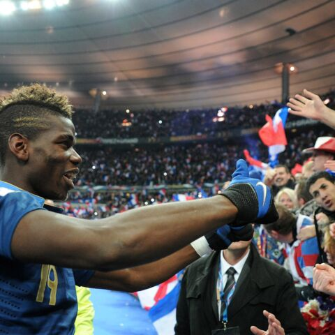 Coupe du monde-Paul Pogba sacré meilleur jeune de la compétition