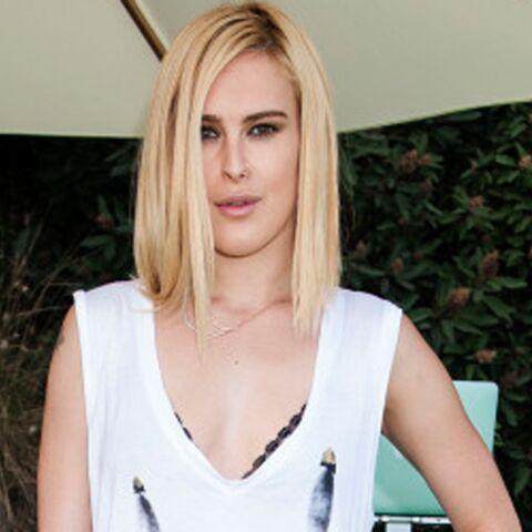 Coiffure de star: Rumer Willis, ambition blonde