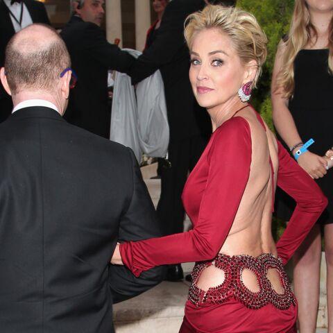 Sharon Stone compare ses fesses à un sac à fromage