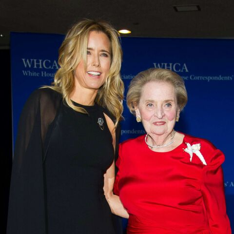 Madeleine Albright, star de Madam Secretary