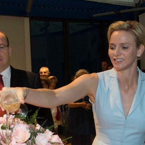 Photos- Charlène de Monaco: première sortie officielle depuis l'annonce de sa grossesse