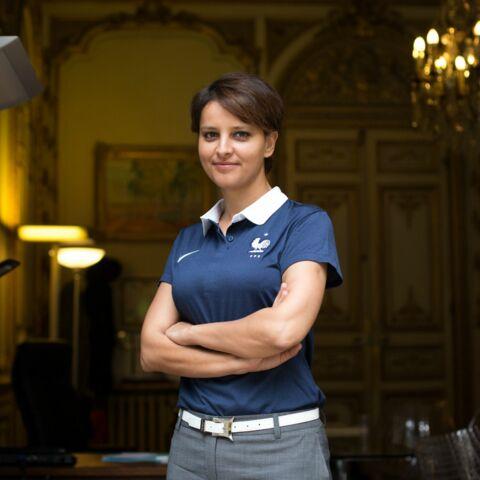 Coupe du monde- Najat Vallaud-Belkacem et les «beaux gosses»