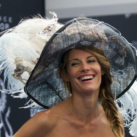 Photos- Sophie Thalmann et Kate Winslet, atouts charmes du prix de Diane