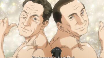 Sarkozy-Berlusconi, l'idylle fantasmée des Japonais