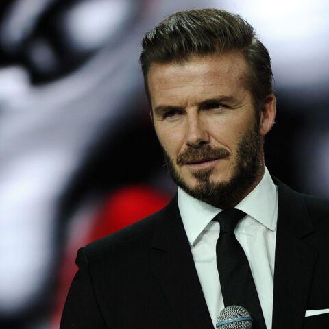 David Beckham a trouvé un nouveau terrain de jeu