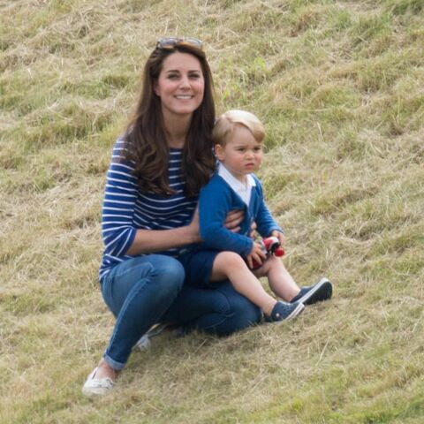 Photos – Princesse Kate et Baby George, unis comme avant
