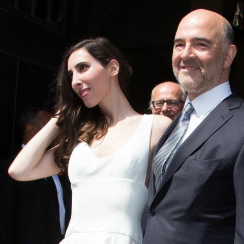 Pierre Moscovici: son album de mariage