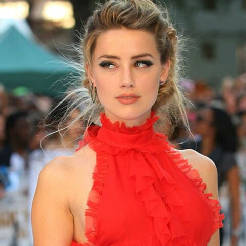 Amber Heard tarde à aller témoigner contre Johnny Depp