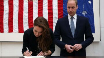 Kate et William, leur pensée pour les victimes d'Orlando