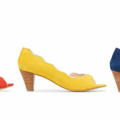Mode – Vite, les sandales pops Minelli!