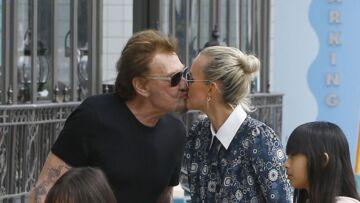 PHOTO – Laeticia Hallyday et Johnny: un amour sans fin malgré la maladie