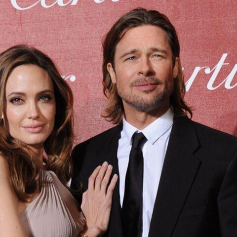 Brad Pitt tellement fier du choix de son Angelina