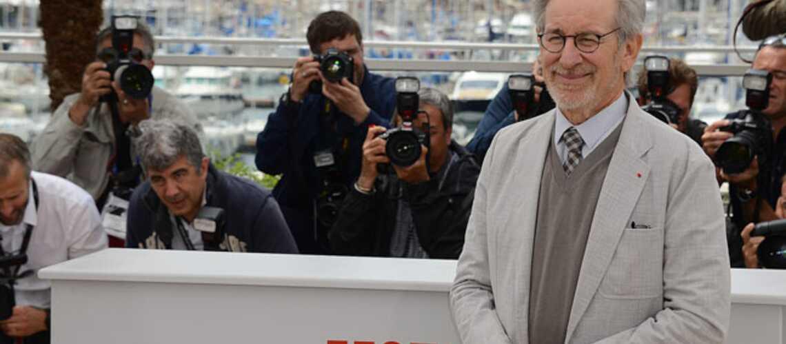 Cannes 2013: Steven Spielberg, un président normal