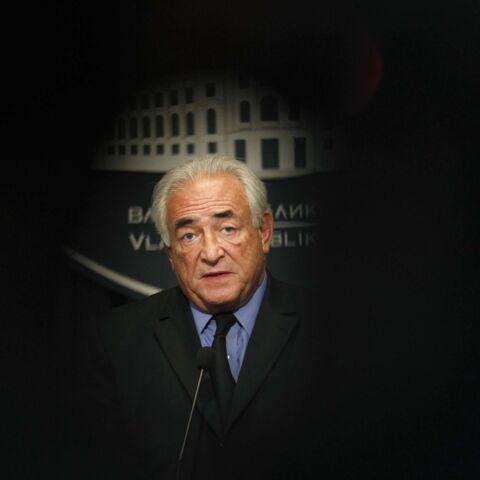 DSK «euro» de revenir à la télévision