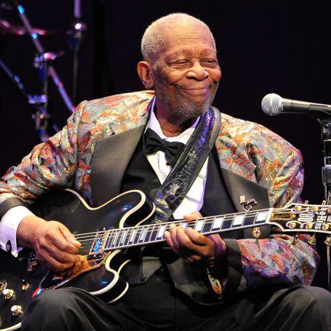 B.B. King: l'émouvant hommage d'Eric Clapton
