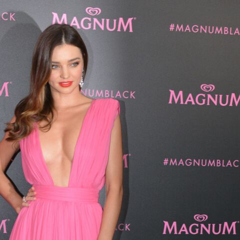 Gala By Night : Miranda Kerr exquise pour Magnum