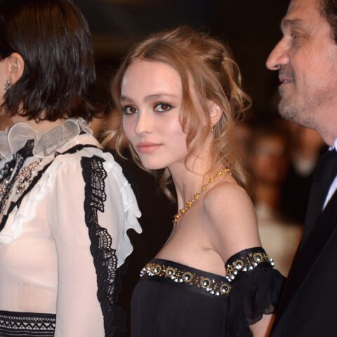 Cannes by Lily-Rose Depp