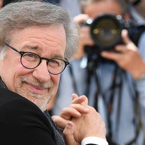 Steven Spielberg: «Je suis comme un enfant lorsque je suis à Cannes»