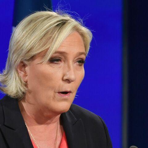 """Marine Le Pen a-t-elle insulté David Pujadas en off? """"Vous ne pensez qu'à lécher le cul du pouvoir»"""