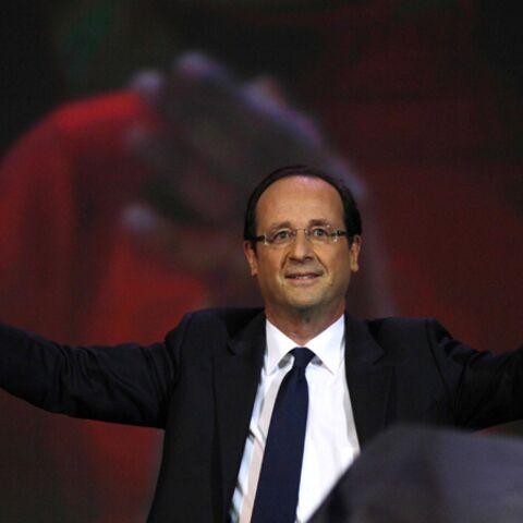 François Hollande fédère les humoristes