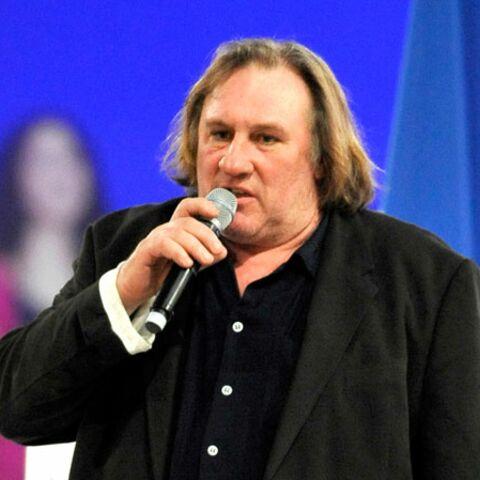 Gérard Depardieu se paye Dominique Strauss-Kahn