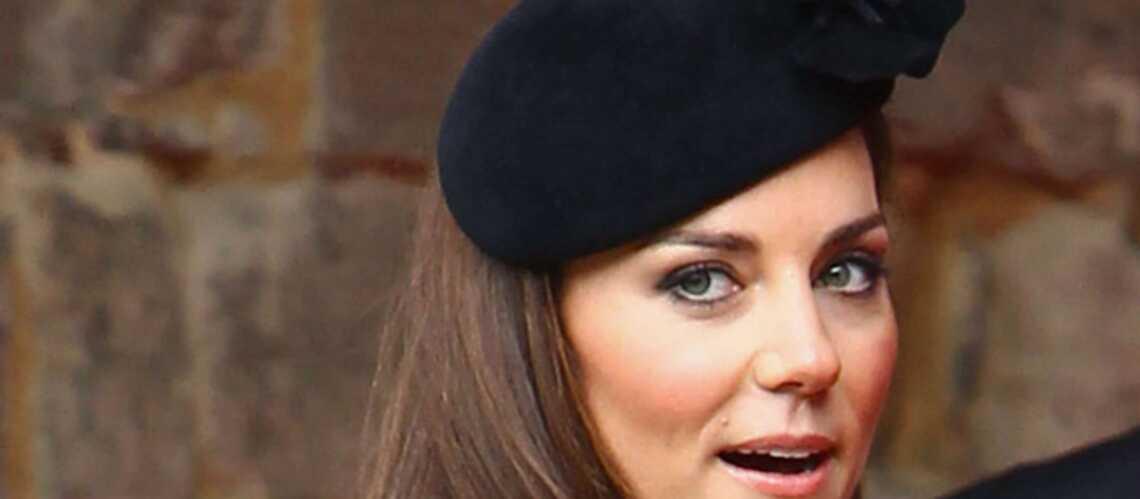 Kate Middleton: une baronne de l'effeuillage pour cousine