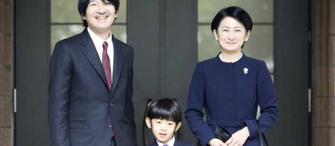 Le prince Hisahito diplômé à six ans