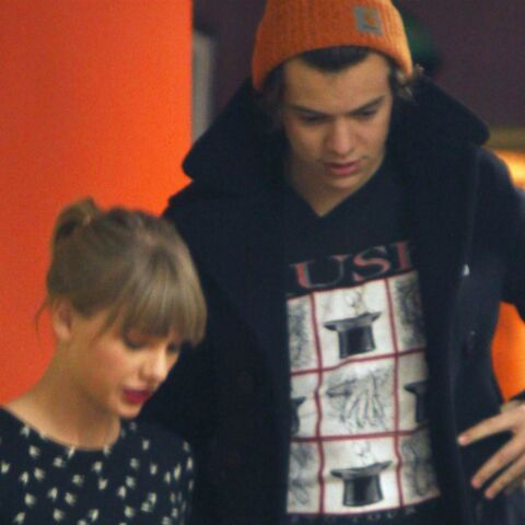 Taylor Swift censurée dans le film d'Harry Styles