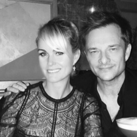Laeticia et David Hallyday se mettent à table