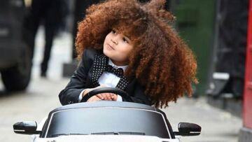 Farouk James, le petit chouchou de la mode anglaise