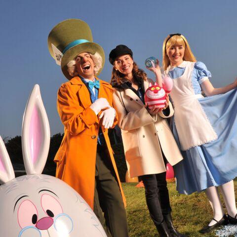 Disneyland Paris: Lara Stone, Mélissa Theuriau et les stars fêtent le printemps