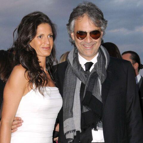Andrea Bocelli a épousé sa compagne ce week-end