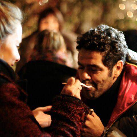 Gala by night:  Jamel Debbouze et Mélissa Theuriau: couple star du Fooding
