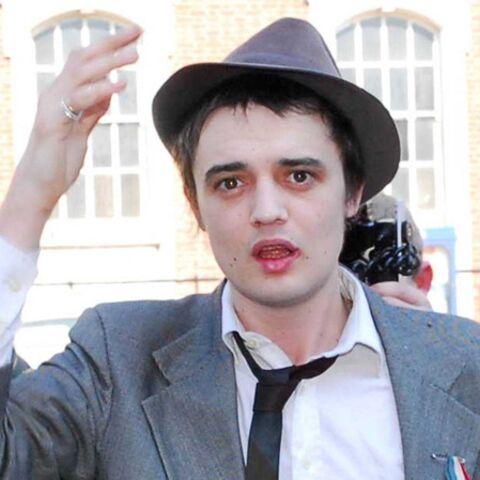 Pete Doherty poursuivi par le fantôme d'Amy Winehouse
