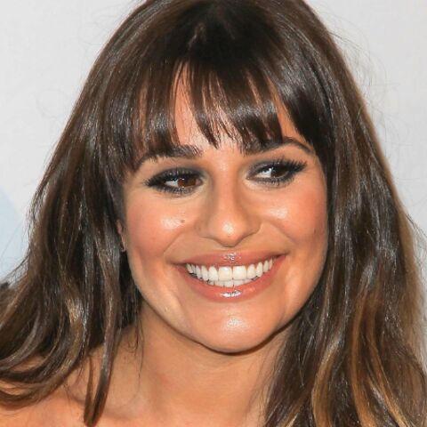 Lea Michele, émue pour son premier shooting pour L'Oréal Paris
