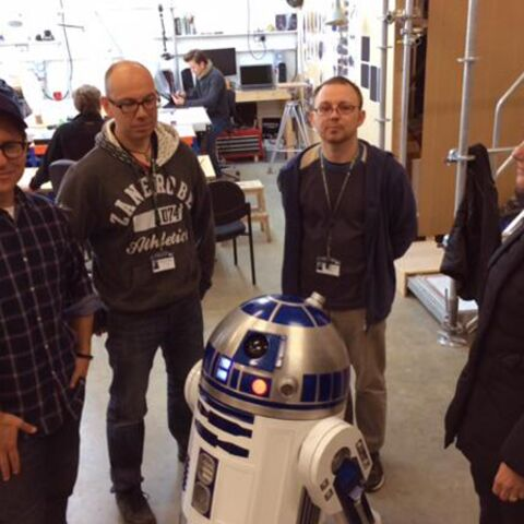 R2D2 sera dans le prochain Star Wars