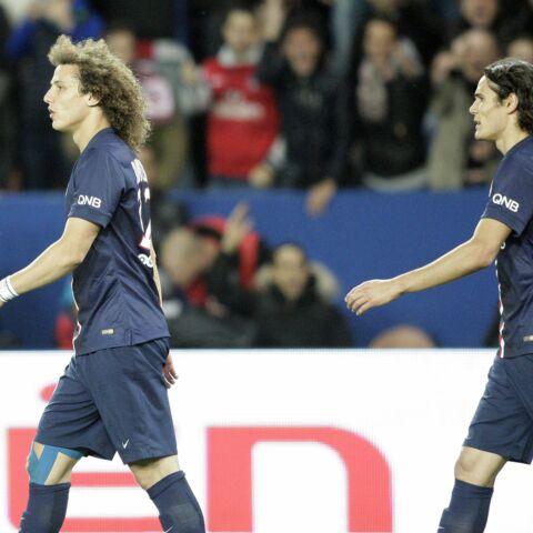 David Luiz et Cavani, pas pressés de rentrer