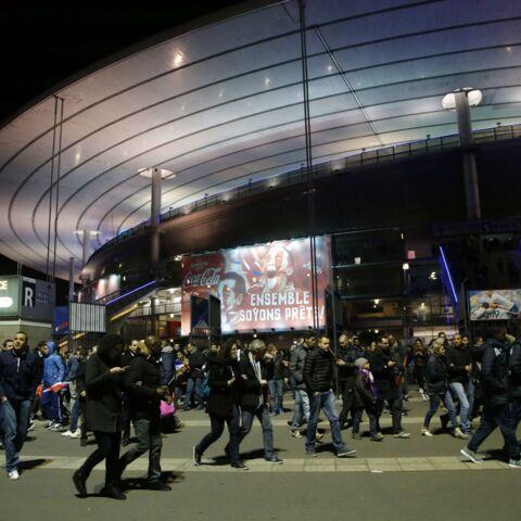 La soirée de Max, speaker au Stade de France