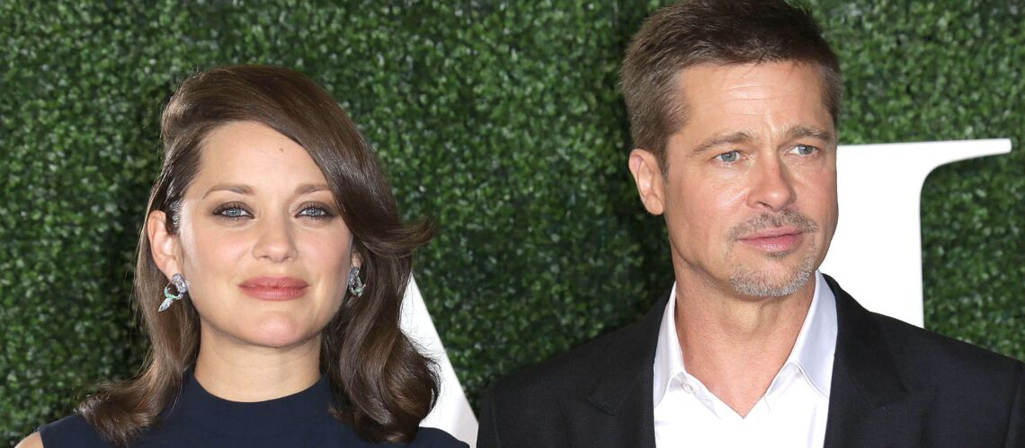 Marion Cotillard raconte avec humour sa scène de sexe avec Brad Pitt