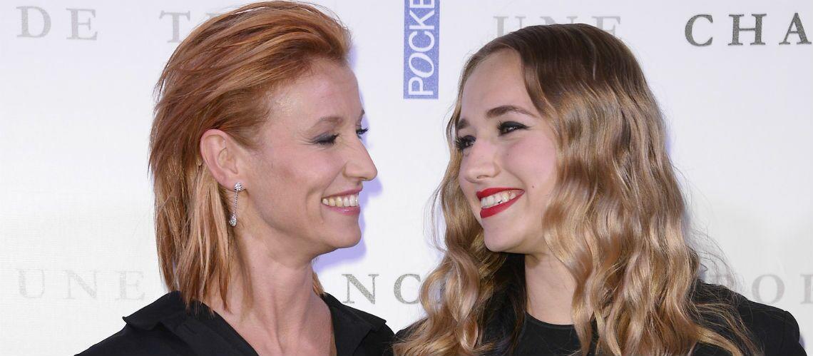 Alexandra Lamy, «très complice» avec sa fille Chloé Jouannet: «Il faut la laisser partir petit à petit, c'est dur!»