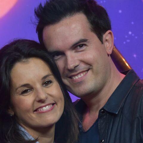 Faustine Bollaert n'a pas «épousé par hasard» Maxime Chattam: «Il a le don de rendre le quotidien un peu fou»