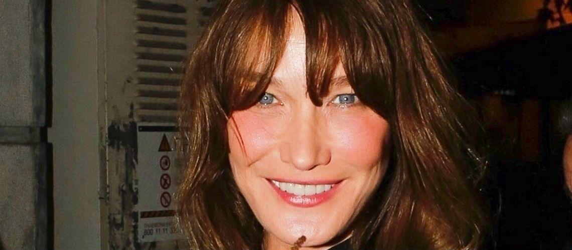 Carla Bruni-Sarkozy réagit aux affaires de harcèlement dans le monde de la mode: «Il ne faut pas jeter tout le monde aux orties»