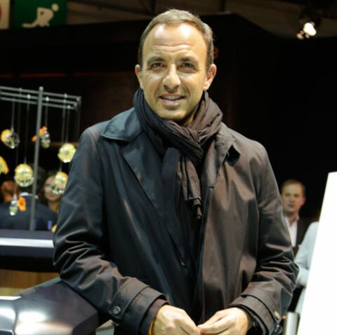 Nikos Aliagas, Sébastien Cauet, David Guetta: stars du Mondial de l'auto