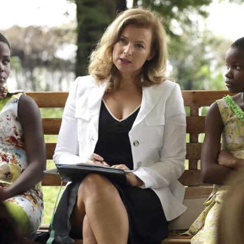 Valérie Trierweiler et la révélation congolaise
